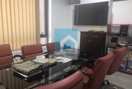 Office for Rent in Jumeirah Village Circle (JVC), Dubai - Fully Fitted Office for rent in JVC!!!!!