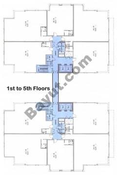 Floors (1-5)