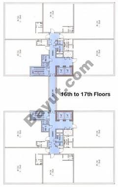 Floors (16-17)