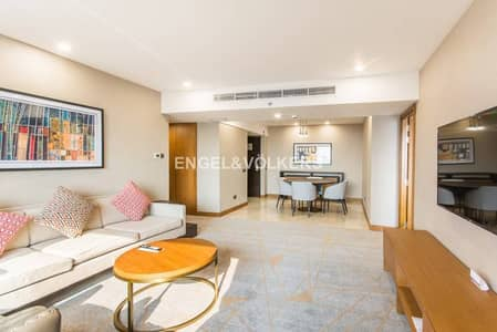 Exclusive and new 4 BR | Fully serviced.