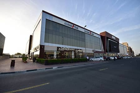 Office for Rent in Umm Al Sheif, Dubai - Office Space in Brand New Commercial Building on Sheikh Zayed Road