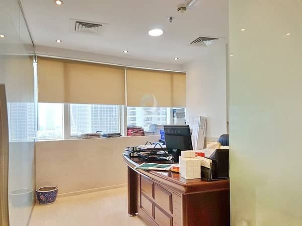 Rent Premium Furnished Partitioned Office