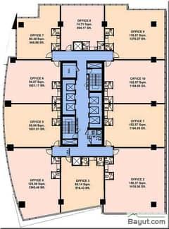 Floors (2-15)