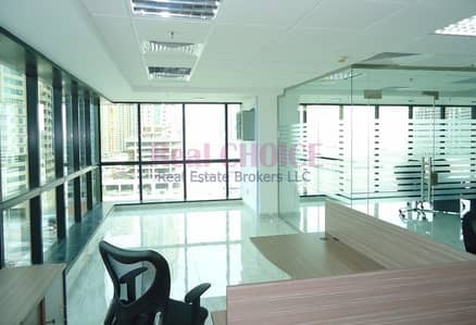 Near Metro Partitioned Furnished Office