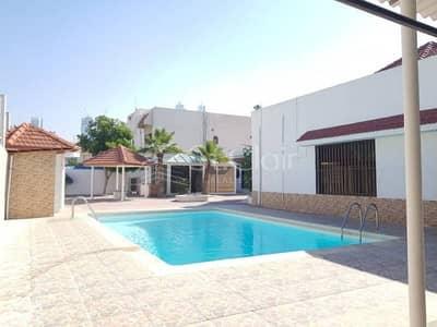 4BR Villa|Own Pool+Majlas+Maid's|Al Wasl