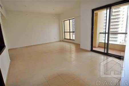 Spacious 1BR with Direct Pool View