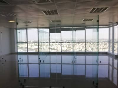 Fitted Office with Glass Partitions in JBC 2