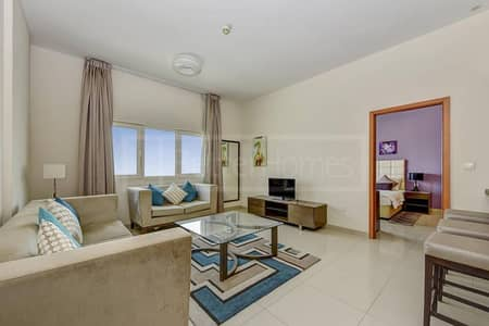 Vacant | Furnished | One Bedroom | Suburbia Tower