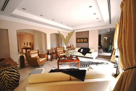 5 Bedroom Villa for Rent in The Meadows, Dubai - Hattan L1 with Renovated Luxury Garden in Meadows 8