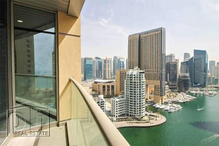 2 Bedroom Apartment for Rent in Dubai Marina, Dubai - Brand New Building | Chiller Free | Stunning Water Views