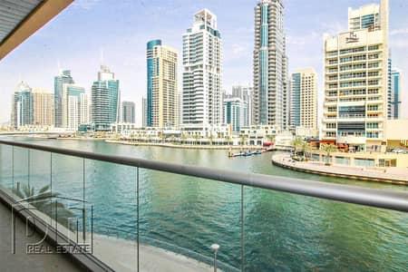 1 Bedroom Flat for Rent in Dubai Marina, Dubai - Brand New Premium 1 BR Apt | Marina Views | Large Terrace