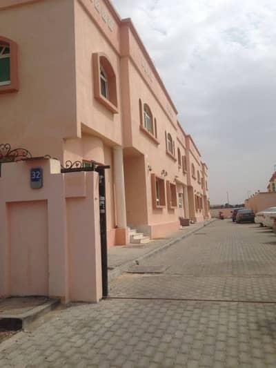 Studio apartment inside 5 villas compound in Khlifa City B