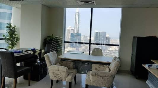 Lake view Fully fitted office for rent in X2