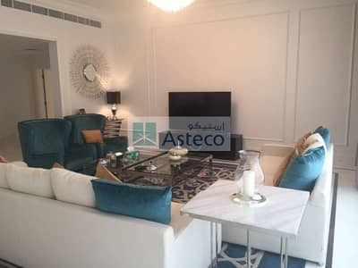 Furnished two bedroom apartment in Wafi Residences