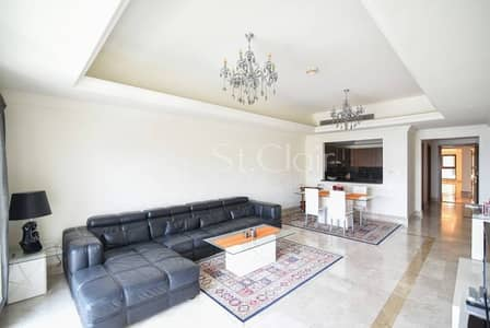 Fully Furnished 1BR Fairmont Residence South