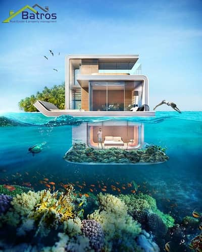 4 Bedroom Villa for Sale in The World Islands, Dubai - Get 8% ROI guaranteed for up to 10 Years