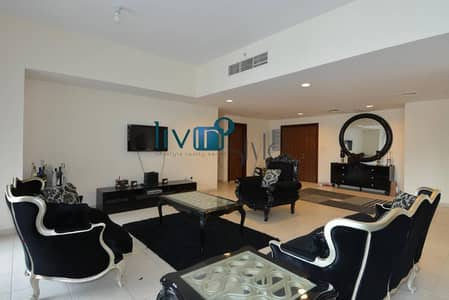 Community Views | High Floor and Well Maintained | Real Deal for a Four Bedroom in Executive Towers