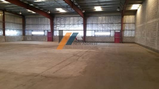 Huge warehouse available for rent in Dubai investment park 1