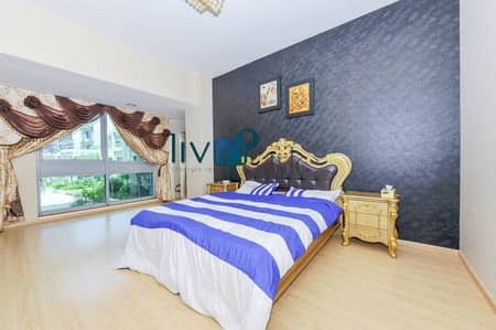 Plus Relaxing Community Views | Beautiful Garden Villa | Executive Towers | Well Maintained & Spacious