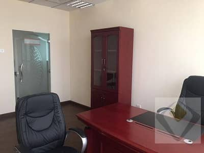 FULLY FURNISHED OFFICE AT OUD METHA 30K FOR ONE CHEQUE