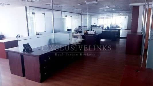 Furnished Office in FortuneExecutive JLT