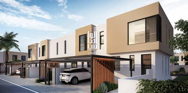 Own  villa at  price 999 K .AED without maintenance
