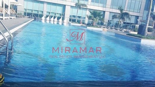 شقة في أبراج النيشن A أبراج نيشن منطقة الكورنيش 3 غرف 180000 درهم - 3256964