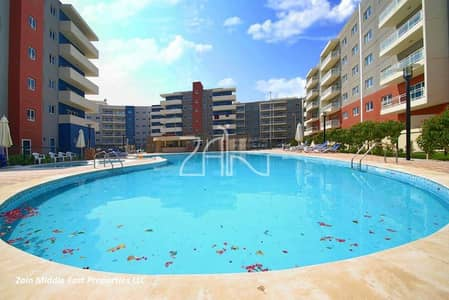 Villa View! 2 BR Apt with Large Balcony