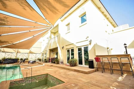 Stunning 4 Bed + MR Villa With Private Pool
