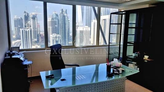 Exclusive Fitted Office For Rent in JLT