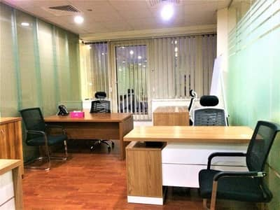Spacious Fully Serviced Smart Office in Prime Location