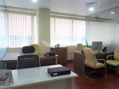 Fully Furnished Serviced Office Available for Rent