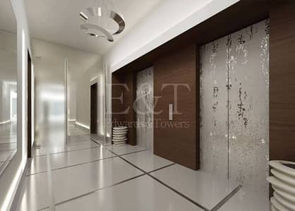 3 Bedroom Penthouse for Rent in Al Reem Island, Abu Dhabi - Penthouse with private terrace n jacuzzi