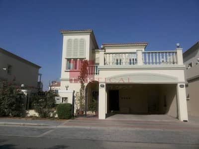 2BR + Maid's  Independent Villa with large plot in Jumeirah Village Triangle