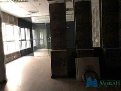 630 sq.ft of 50K/4 cheques office area @ near Dnata Deira with free parking