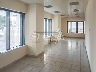 Fully Fitted Office Space with 1 Parking in Al Khalidiya