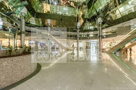 Shell and core retail vacant | Pyramid Centre