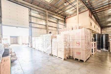 Fitted and furnished warehouse | Jafza South