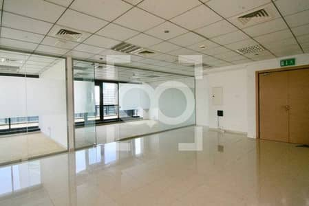 Stunning Office with Partitions   JBC1 Tower   High Floor
