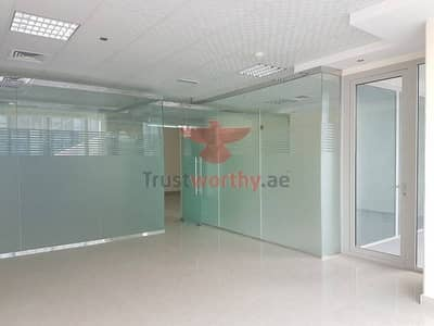 Next to Metro | Fully fitted office in Prism Tower