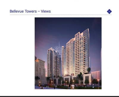 1 Bedroom Apartment | Bellevue Tower 2 | Downtown