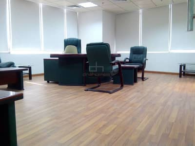Furnished and Fitted Office | Mazaya BB2