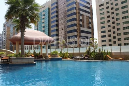 Luxury One Bedroom in a High Floor Unit of Capital Plaza Tower