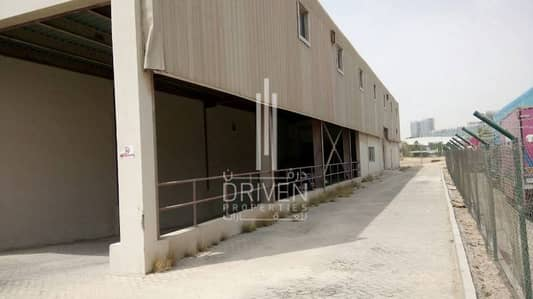 Warehouse l In Prime Location JAZFA