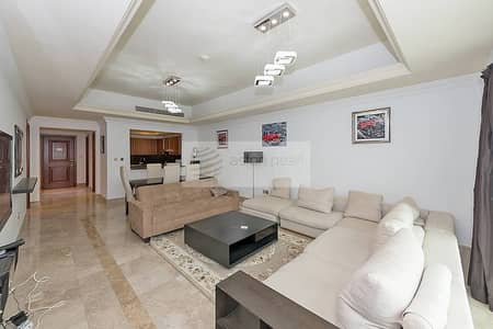 Furnished 1 BR+Balcony with 1 Month Free Rent