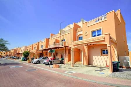 Immense 3br villa single row in Mediterranean Village