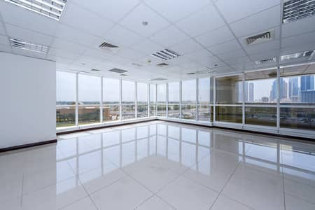 Fitted Out Office Space On Low Floor JLT