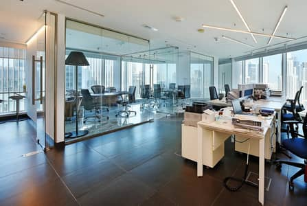 Beautiful office unit facing the scenic Lake view