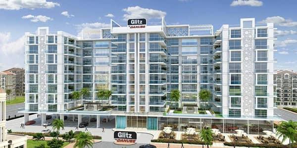 Brand New Studio in Glitz 3 at Dubai Studio City