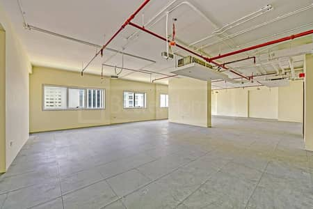 Semi-Fitted Office in Barsha Heights   Chiller Free